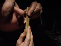 Step 16. (how to roll a blunt)